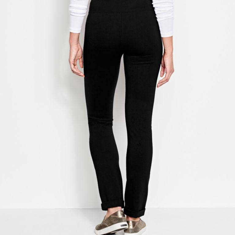 Ponte Slim Straight Leg Pants -  image number 2