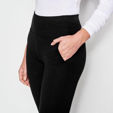 Ponte Slim Straight Leg Pants -  image number 3