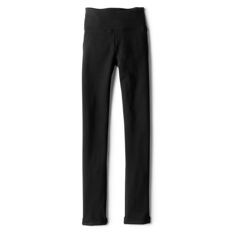 Ponte Slim Straight Leg Pants -  image number 4