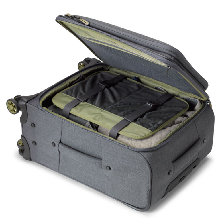 Safe Passage®  4-Wheel Carry-On -  image number 3