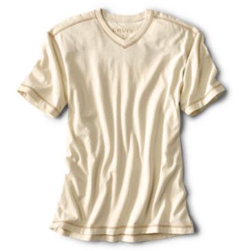 Montana Morning® High V-Neck Short-Sleeved T-Shirt -