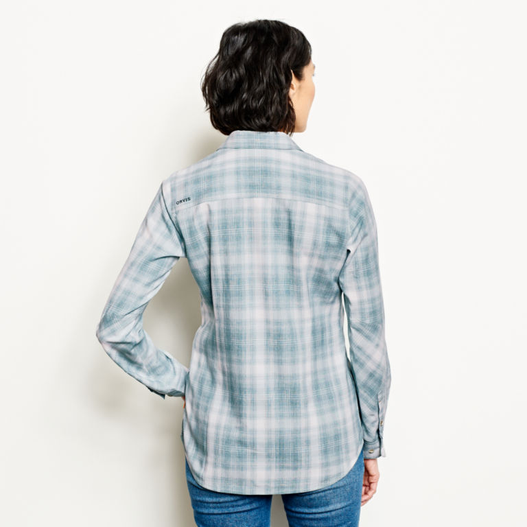 Tech Chambray Plaid Work Shirt -  image number 2
