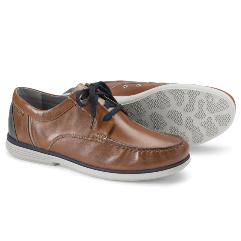 Pikolinos®  Moc Toe Leather Shoes -  image number 0
