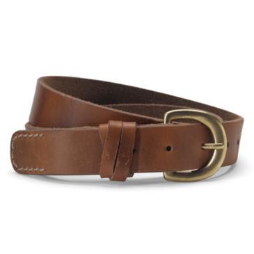 Classic Leather Belt -
