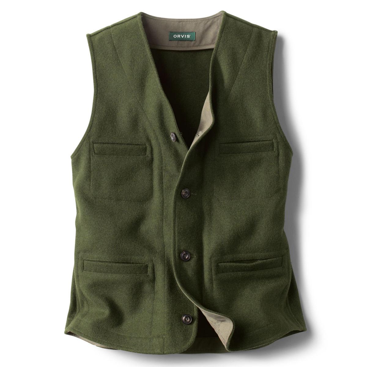 Trapper Peak Wool Vest - image number 0