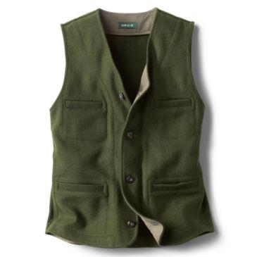 Trapper Peak Wool Vest -