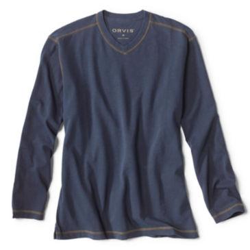 Montana Morning® High V-Neck Long-Sleeved T-Shirt -