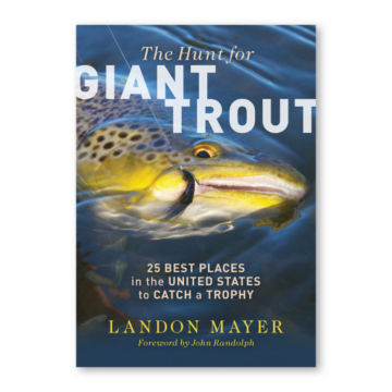 The Hunt For Giant Trout -  image number 0