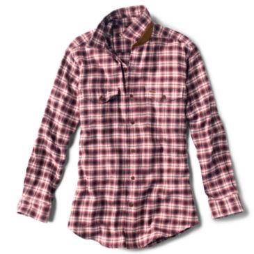 Fairbanks Ombré Plaid Long-Sleeved Shirt -