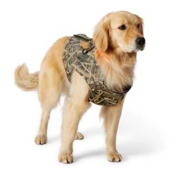 Boater's Dog Parka -