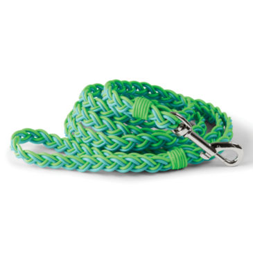 Recycled Fly Line Dog Leash -