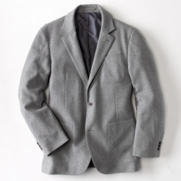 Merino Flannel Sport Coat -  image number 0