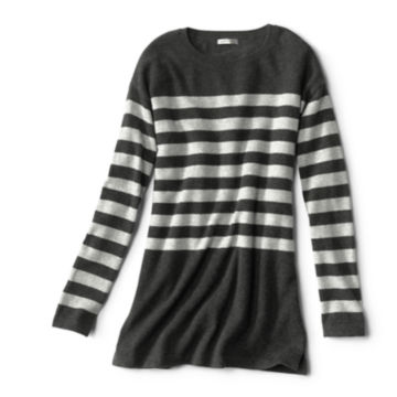 Striped Cashmere Sweater Tunic -  image number 0