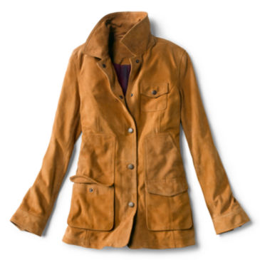 Highland Hills Suede Ranch Jacket -
