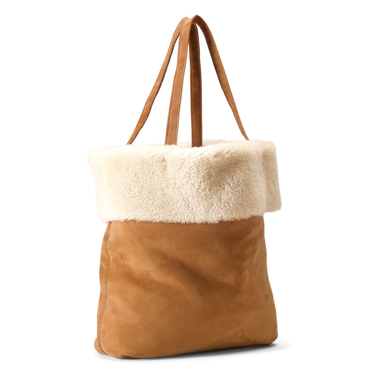 Jackson Shearling Handbag - image number 0