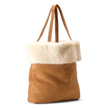 Jackson Shearling Handbag -