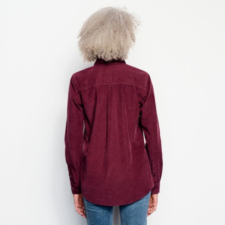 Garment-Dyed Corduroy Shirt -  image number 2