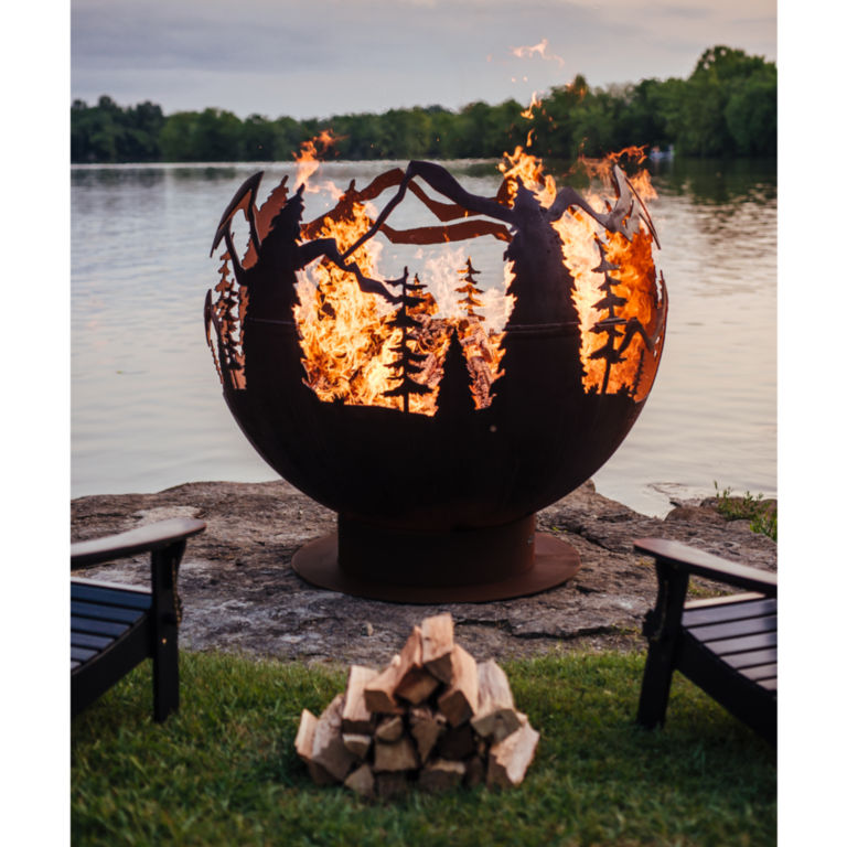 Mountain Forest Fireball - 6' -  image number 0