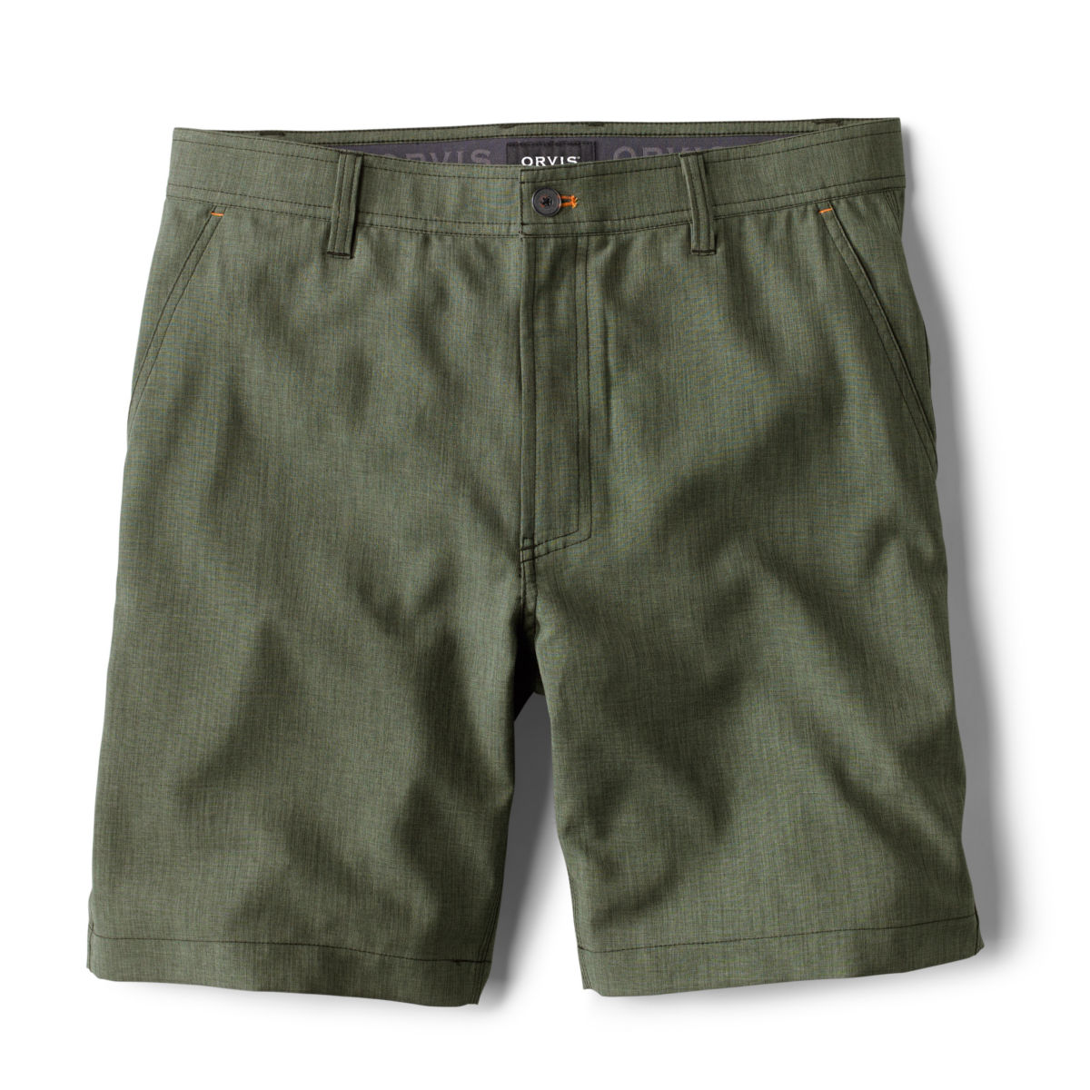 Tech Chambray Shorts - JUNIPERimage number 0
