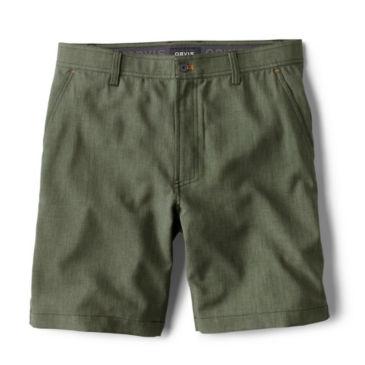 Tech Chambray Shorts -