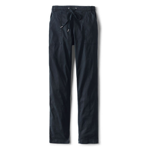 pair of pants on a white background