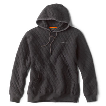 Outdoor Quilted Hooded Sweatshirt -  image number 0