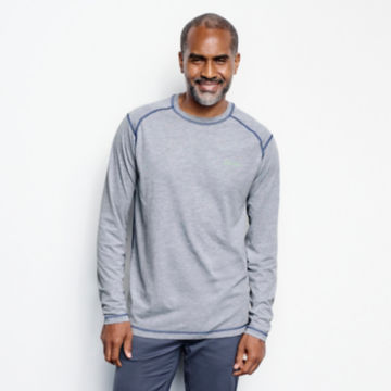 drirelease®  Long-Sleeved Crew -  image number 1