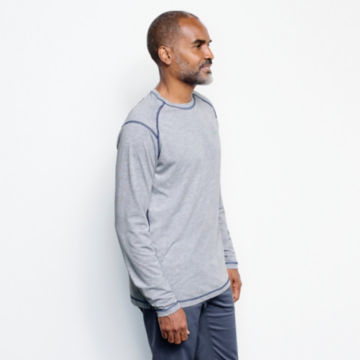 drirelease®  Long-Sleeved Crew -  image number 2