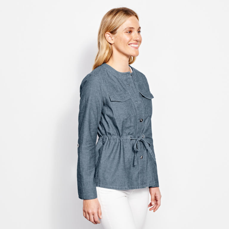 Chambray Utility Jacket -  image number 2