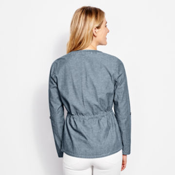 Chambray Utility Jacket - image number 3
