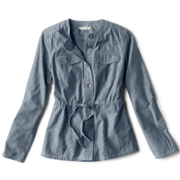 Chambray Utility Jacket - image number 5