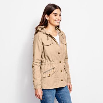 Linen/Cotton Ramble Jacket -  image number 1