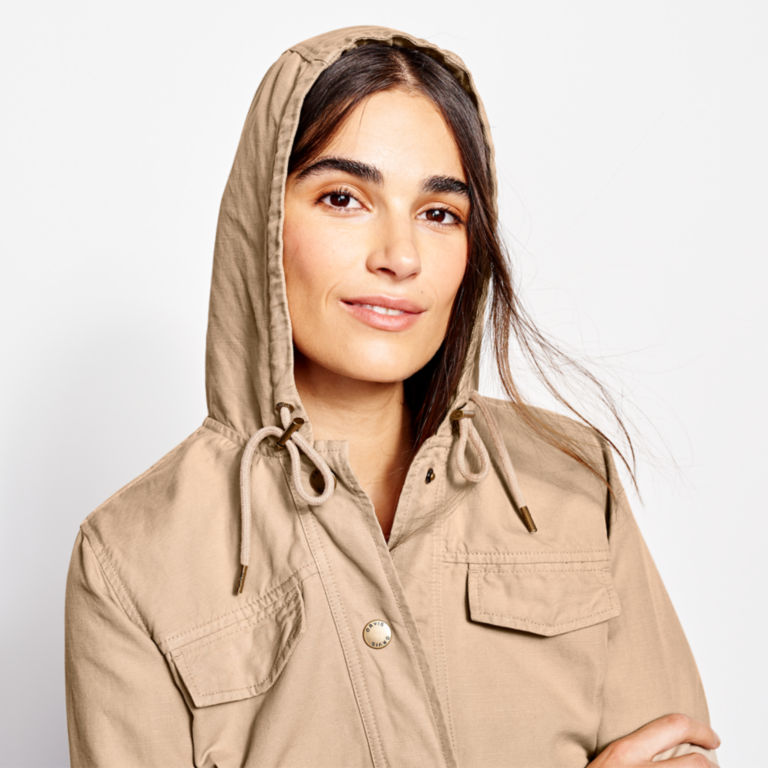 Linen/Cotton Ramble Jacket -  image number 3