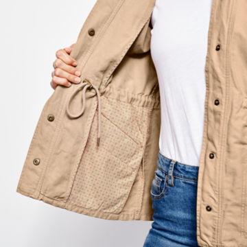 Linen/Cotton Ramble Jacket -  image number 4