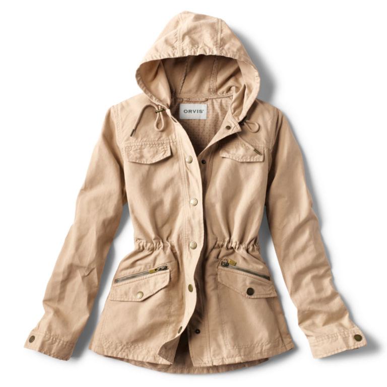 Linen/Cotton Ramble Jacket -  image number 5