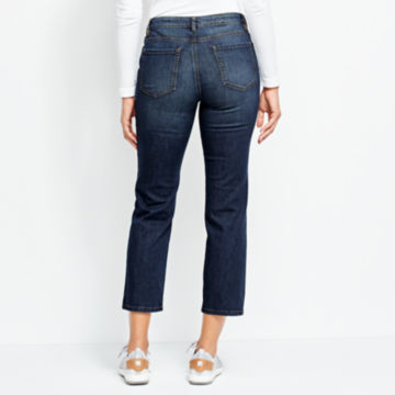 Orvis 1856 Straight Cropped Jeans -  image number 2