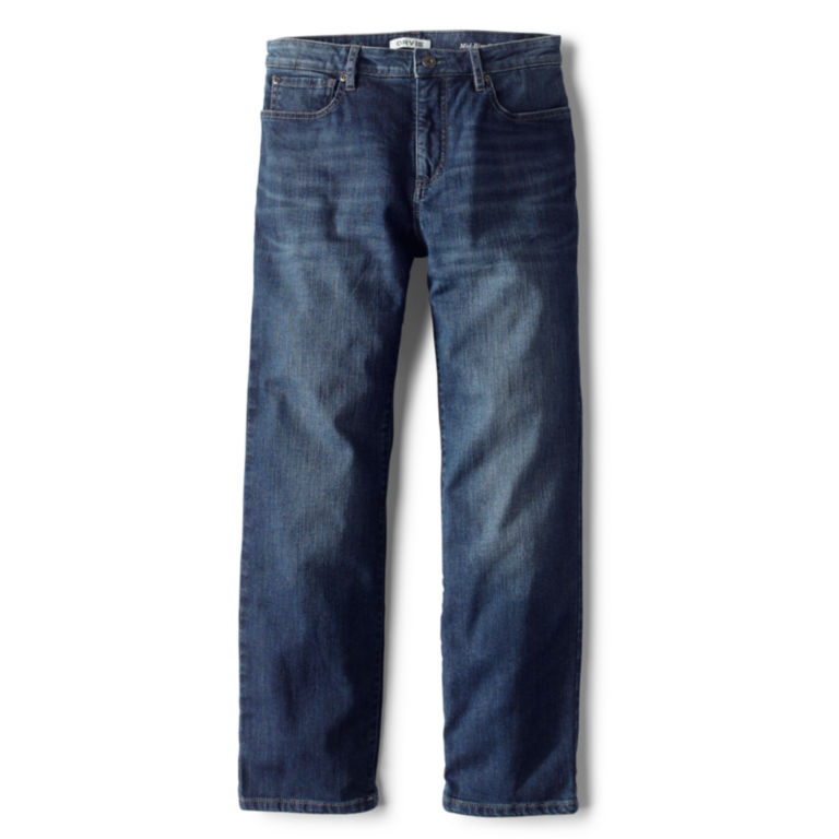 Orvis 1856 Straight Cropped Jeans -  image number 3