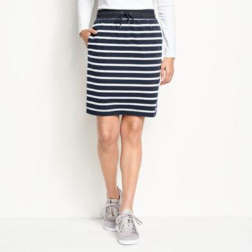 Multimedia Lounge Skirt -