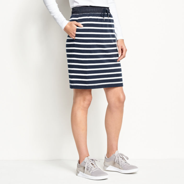 Multimedia Lounge Skirt -  image number 1