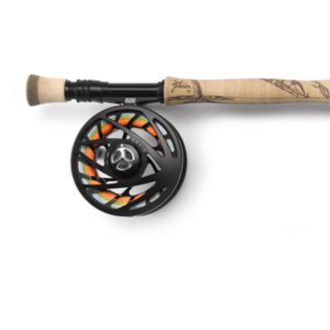 Custom Helios™ 3D 8-Weight, 9' Artist Collab Fly Rod -