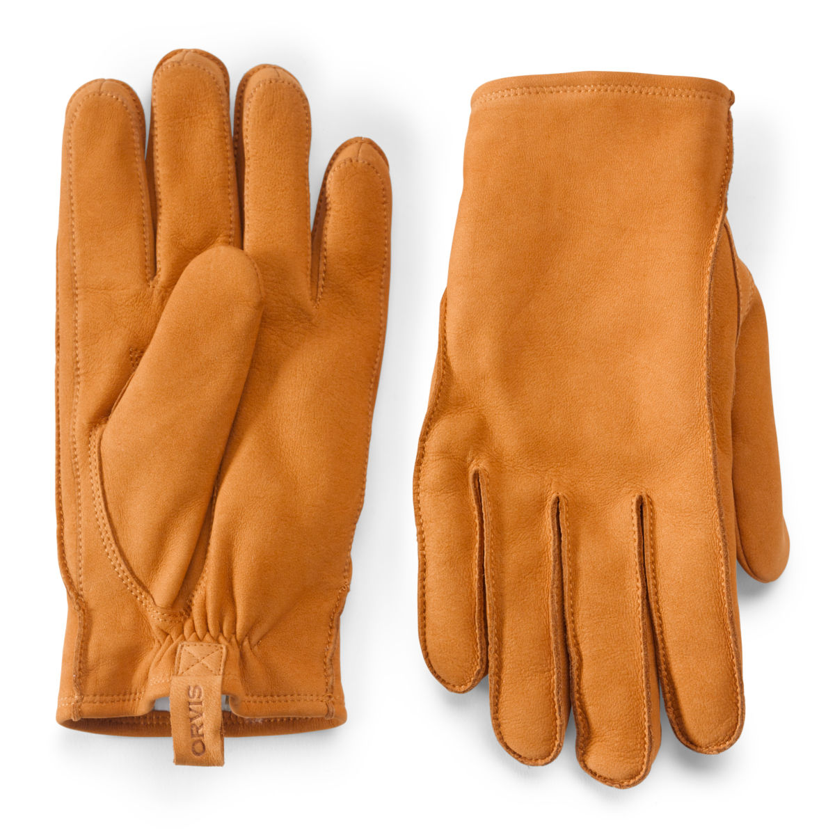 Equinox Leather Gloves - BROWNimage number 0