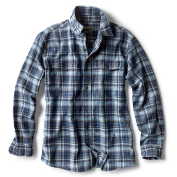 Indigo Long-Sleeved Shirt -  image number 0