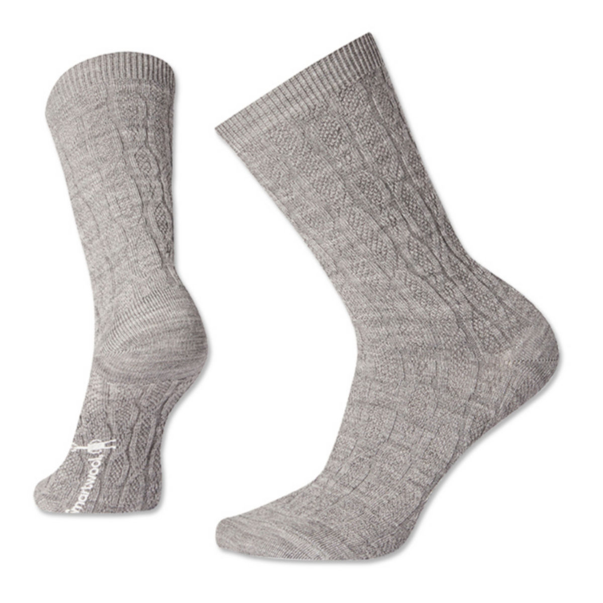 Smartwool®  Chainlink Cable Crew Socks - image number 0