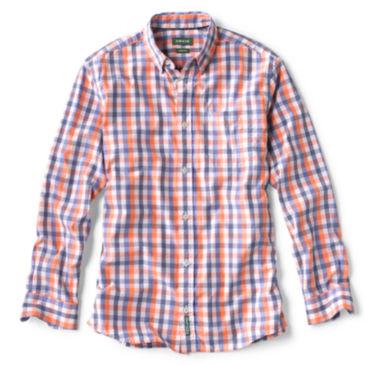 Heritage Poplin Long-Sleeved Shirt -
