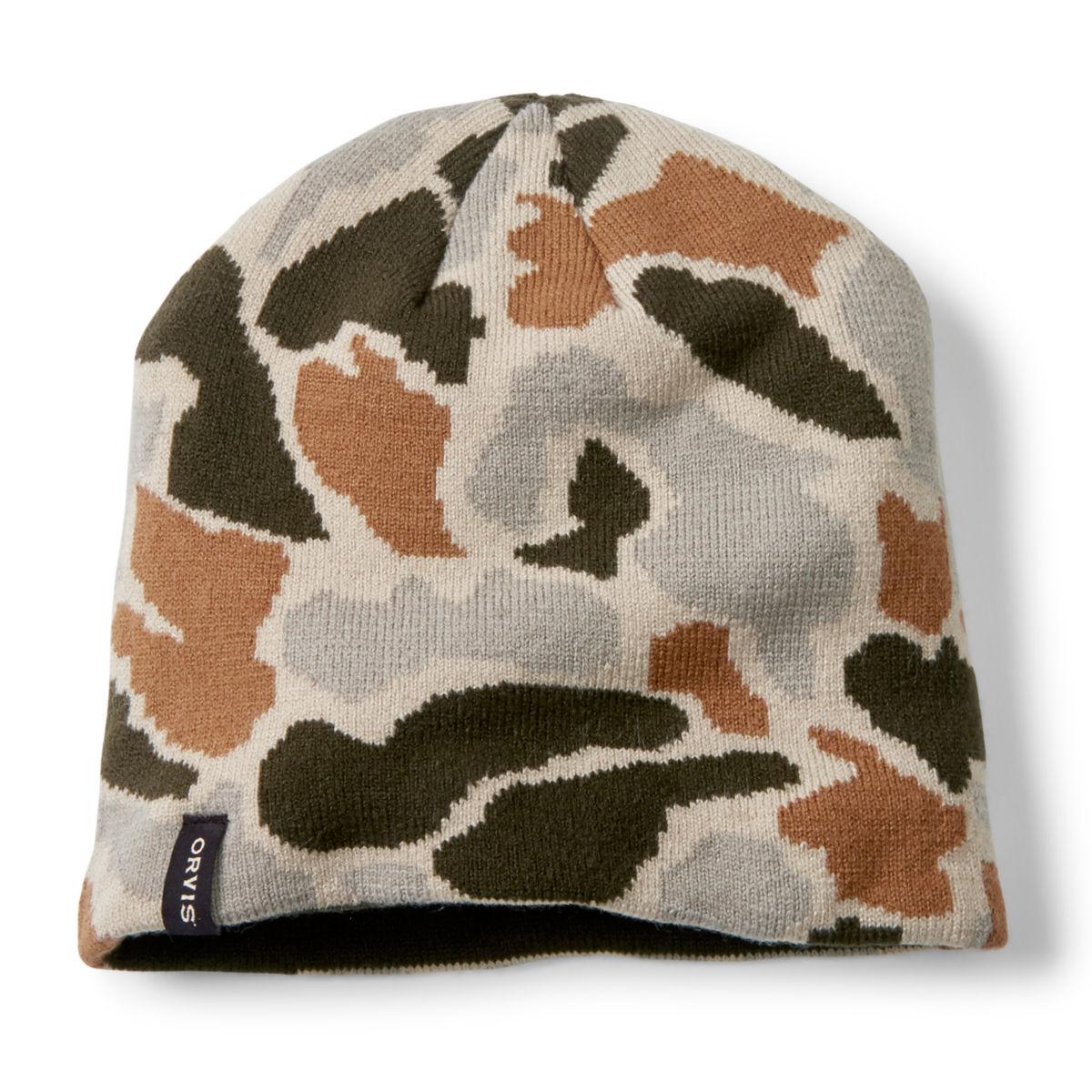 Orvis Camo Reversible Hat - CAMOUFLAGEimage number 0