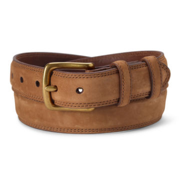 Casual Suede Belt -  image number 0