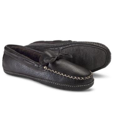 Bison Leather Slipper -