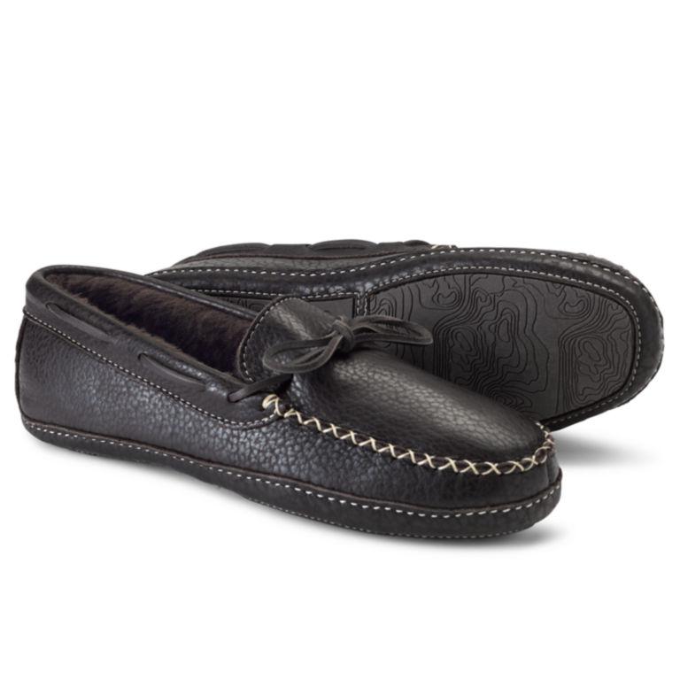 Bison Leather Slipper -  image number 0