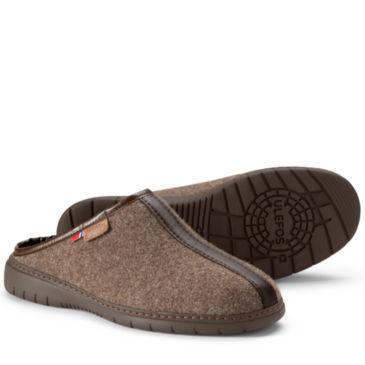 Topaz Wool Slippers -