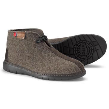 Topaz Wool Slipper Boots -